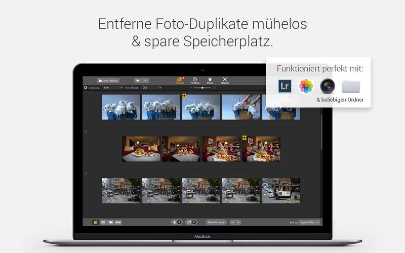 Gratis für OS X: Snapselect findet doppelte Bilder