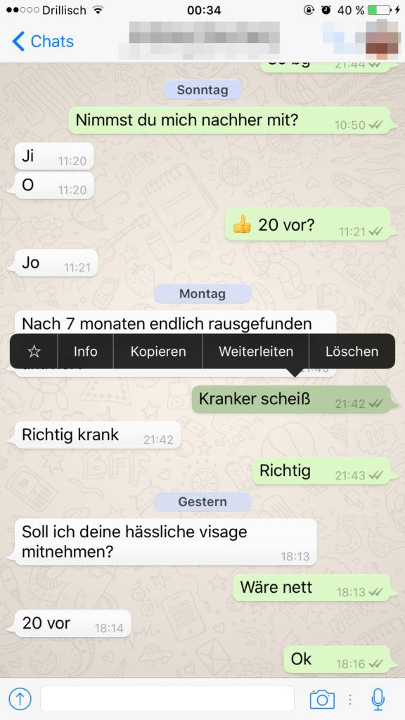 WhatsApp: Markieren von Nachrichten jetzt möglich