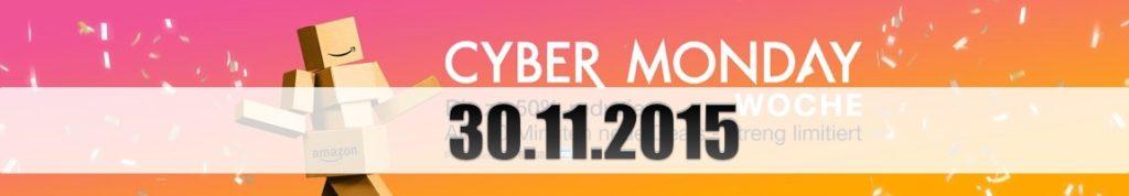 Amazon Cyber Monday: Tagesangebote vom 30.11.2015