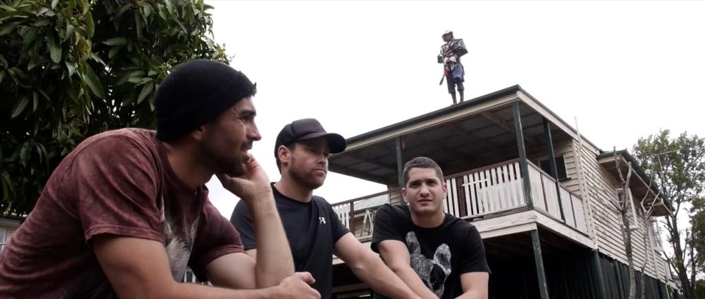 Fundstück: Assassin's Creed Showdown