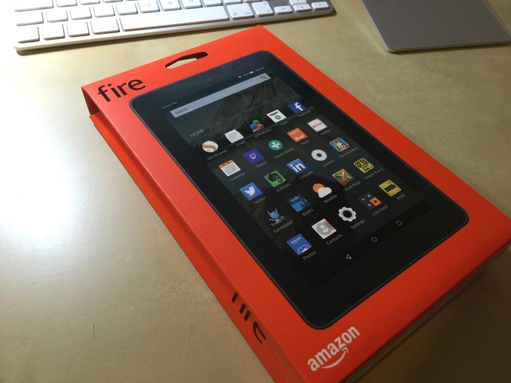 Amazon Fire (7 Zoll): Der erste Eindruck