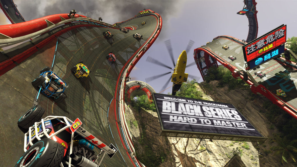 Angespielt: Trackmania Turbo