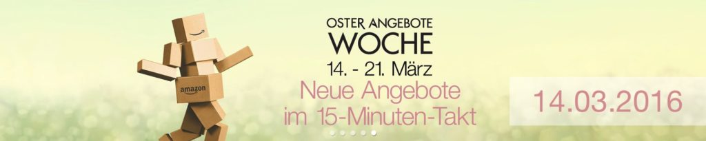 Amazon Oster Woche Angebote