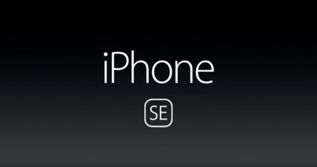 Video: iPhone SE Parodie