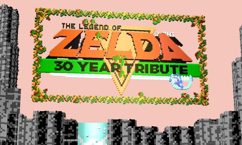 The Legend of Zelda: 3D Fan Tribut kostenlos im Browser spielen
