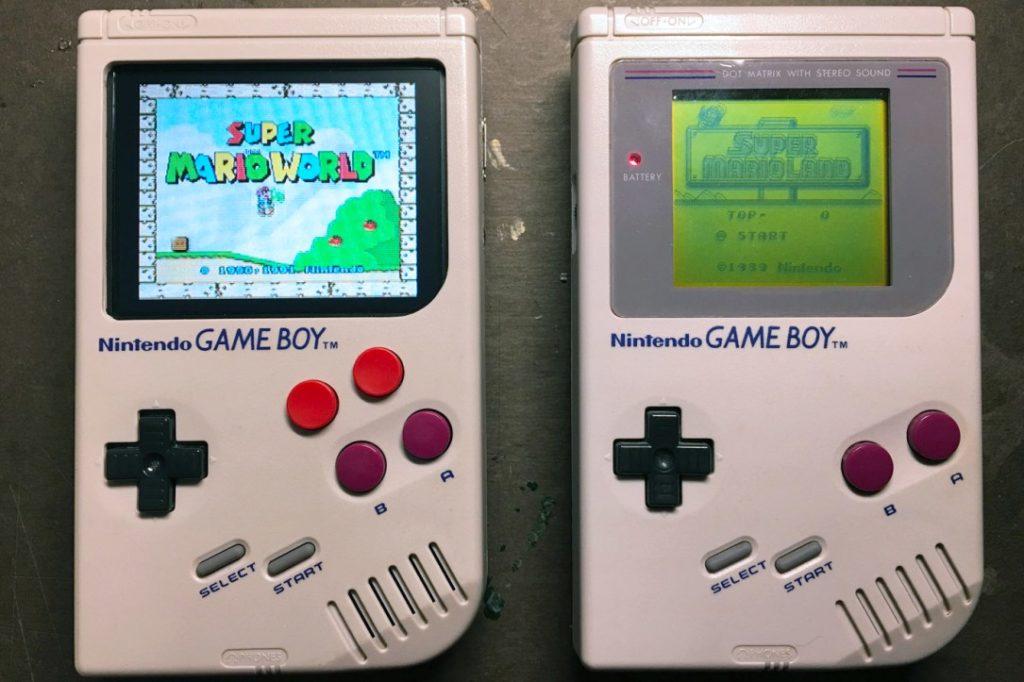 Game Boy Zero: Klassischer Game Boy trifft auf Raspberry Pi Zero