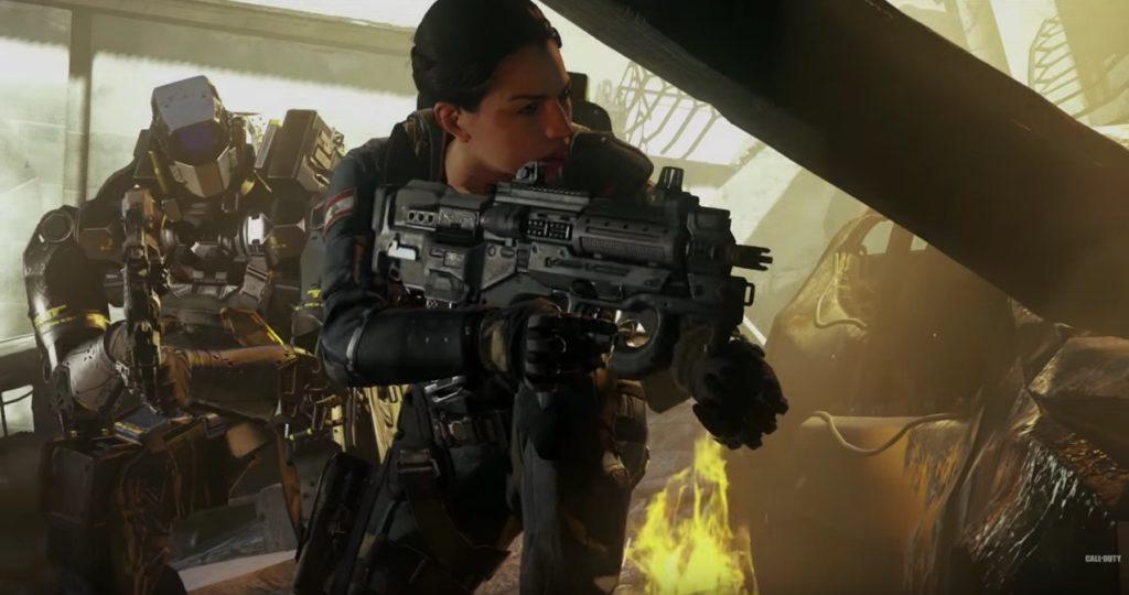 Call of Duty - Infinite Warfare Gameplay Screenshot