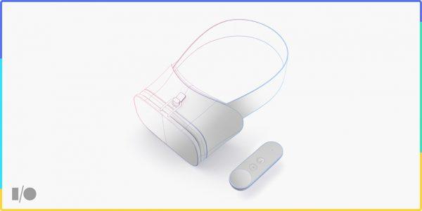 Google Daydream: Plattform für Virtual Reality vorgestellt [Google I/O 2016]