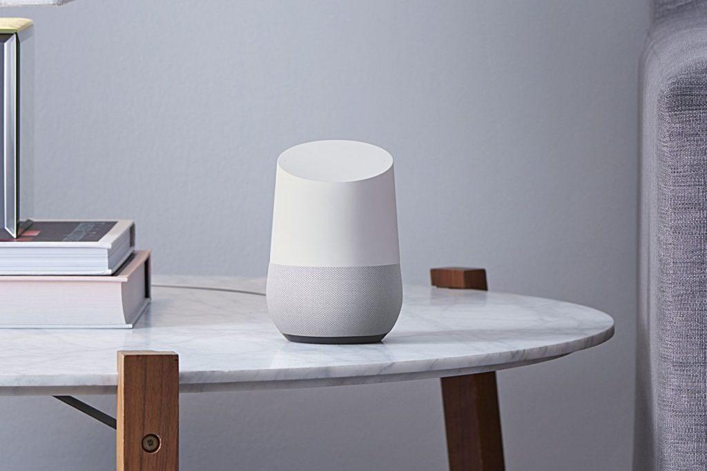 Google Home (Google I/O 2016)