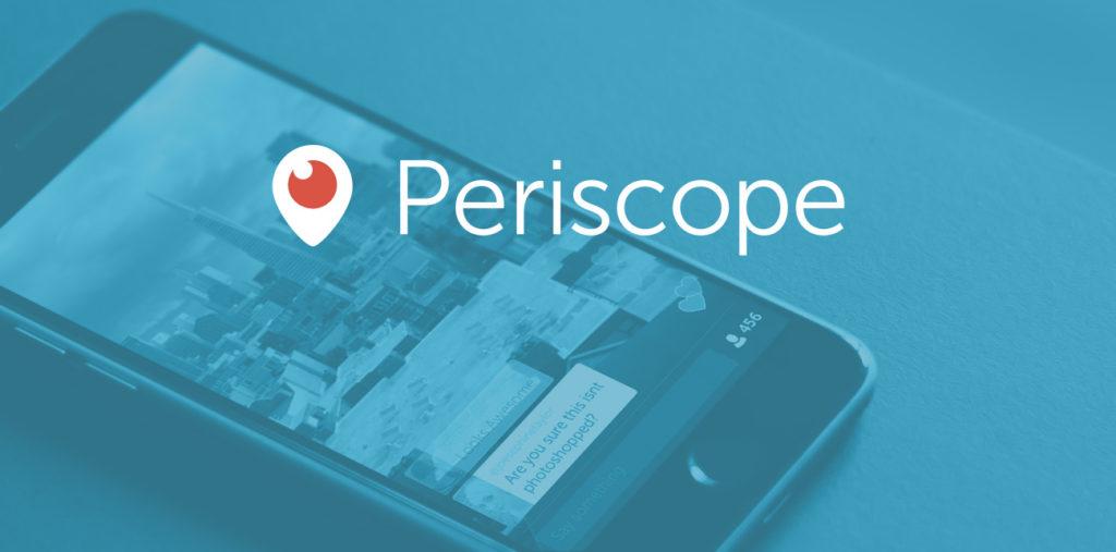 Periscope: Broadcasts speichern zukünftig möglich