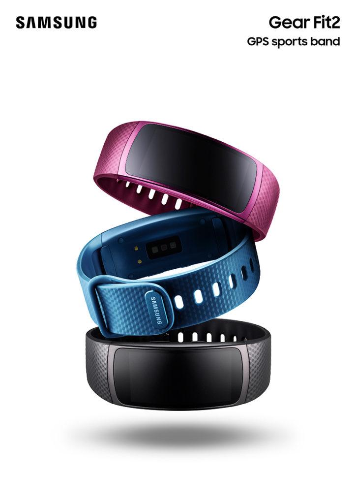 Samsung: Gear Fit2 offiziell vorgestellt
