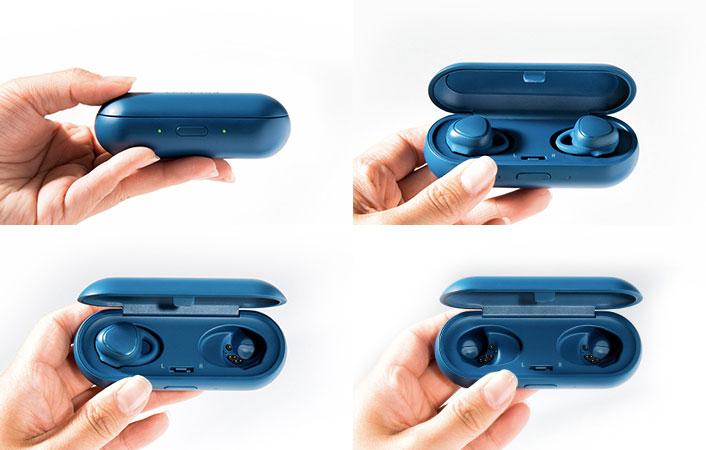 Samsung Gear Icon X Ladeetui