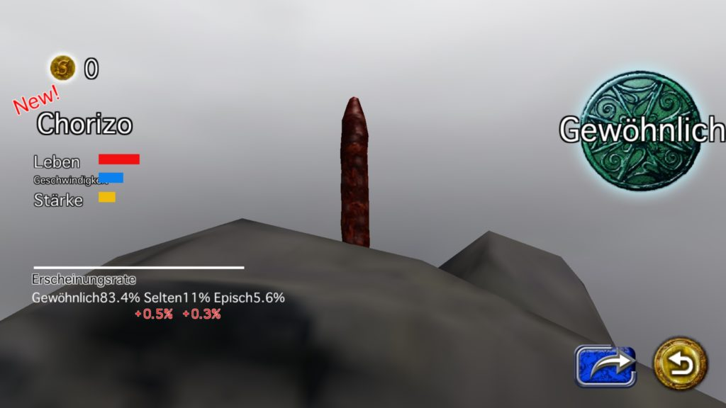 Sausage Legend für iOS und Android