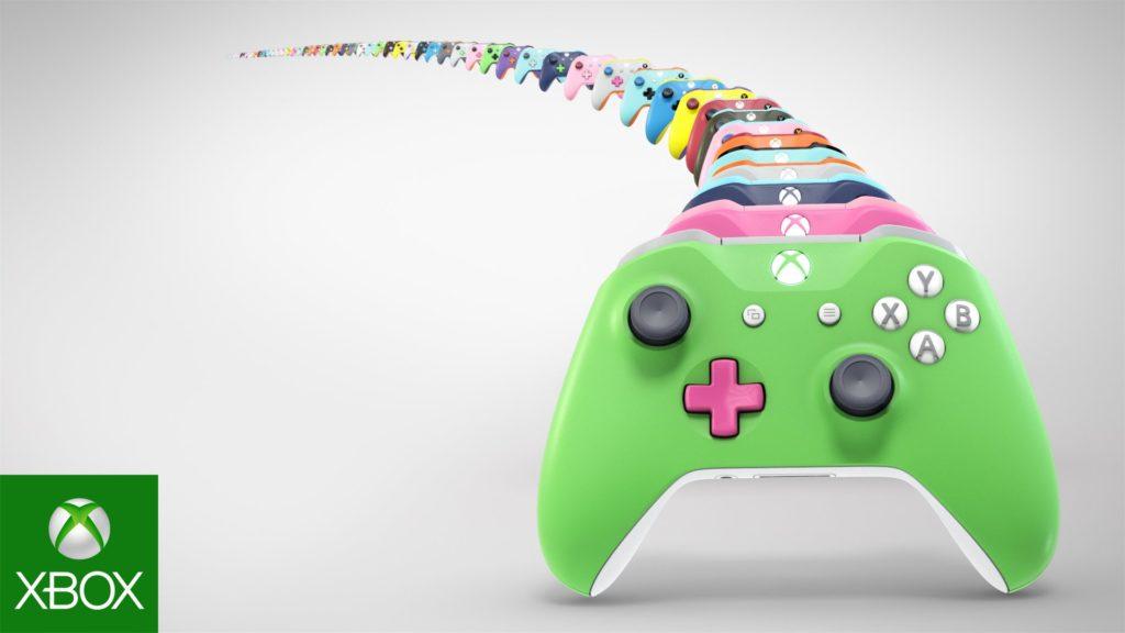 Xbox Design Lab: Controller selbst gestalten