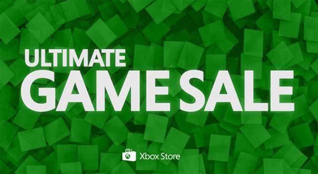 Ultimate Game Sale: Schnäppchen für Xbox One & Xbox 360