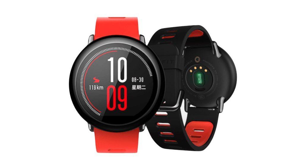 Huami Amazfit Watch: Erste Smartwatch von Xiaomi offiziell vorgestellt