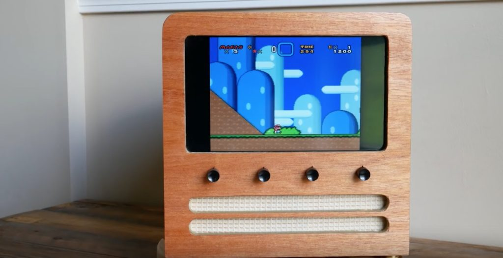 Raspberry Pi: Retro Arcade-Konsole selbst gebastelt