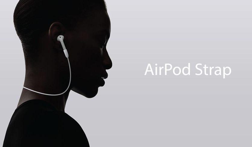 AirPod Strap: Zubehör für AirPods beugt Verlust vor