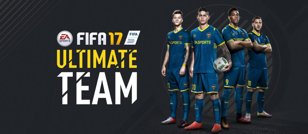 FIFA 17 FIFA Ultimate Team (FUT) 17 - Banner