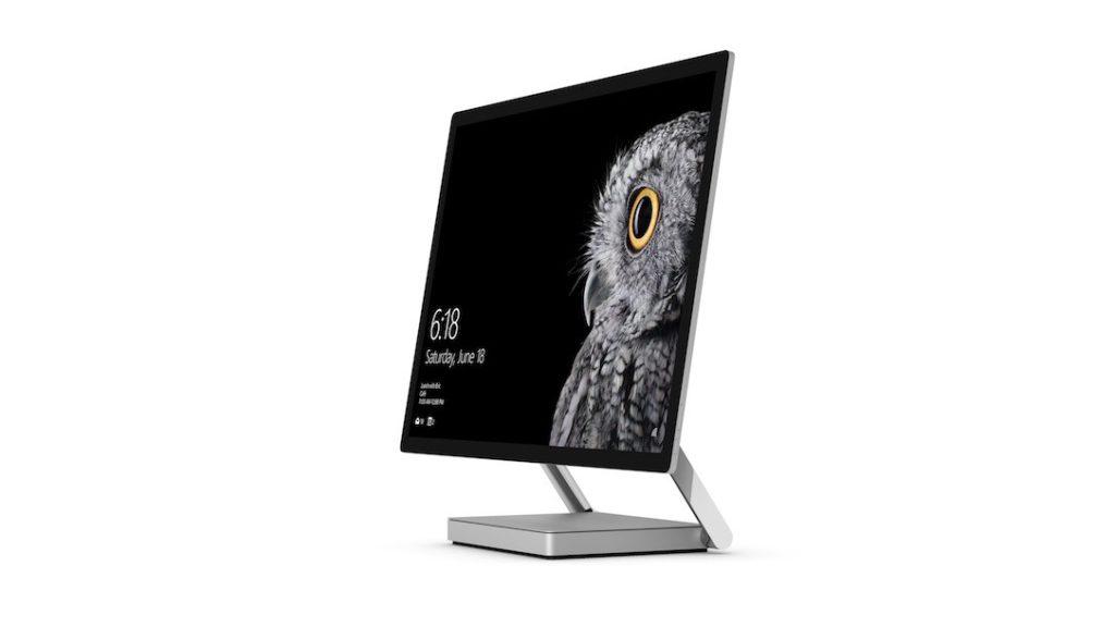 Microsoft: Surface Studio offiziell vorgestellt