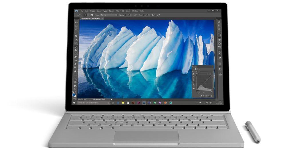 Microsoft: Neues Surface Book offiziell vorgestellt