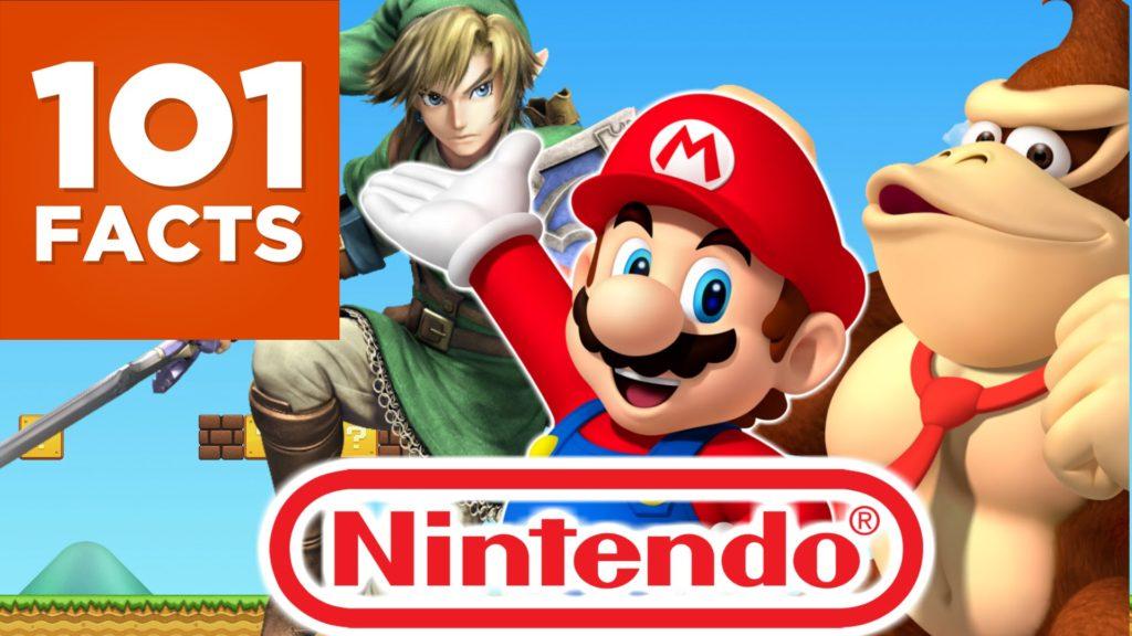 101 Fakten über Nintendo