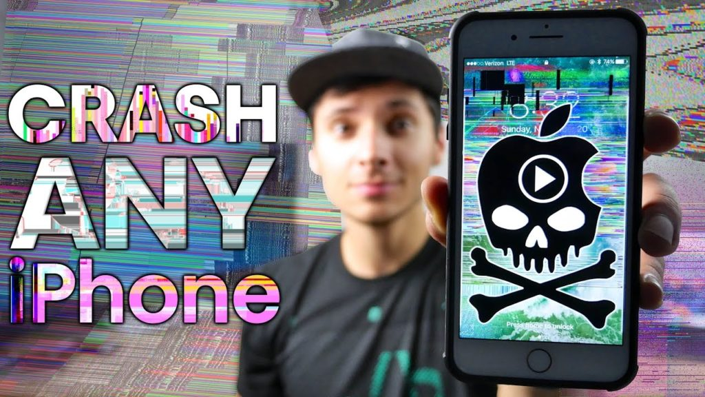 Dieses Video legt iPhones lahm