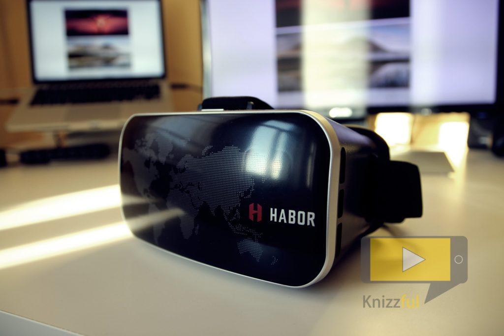 Testbericht: Habor Virtual Reality Headset