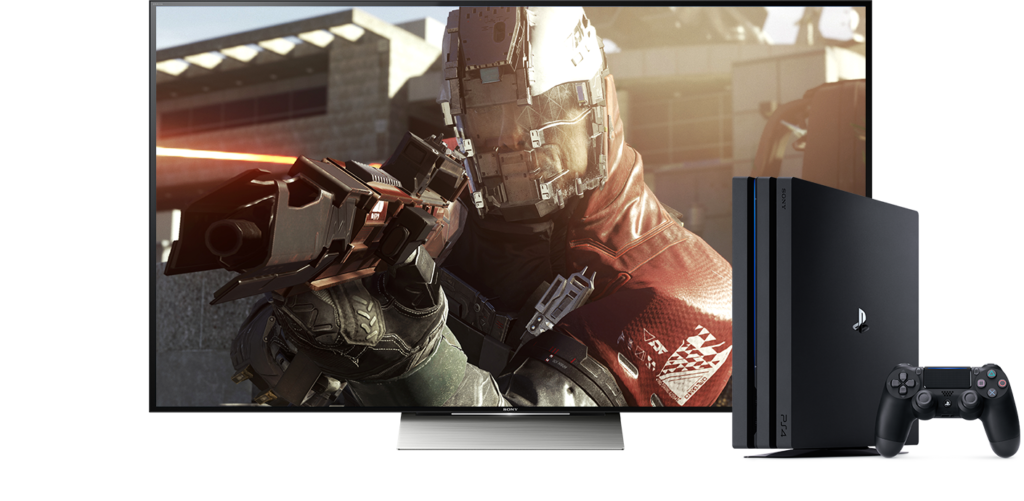 PlayStation 4 Pro mit Call of Duty Infinite Warfare