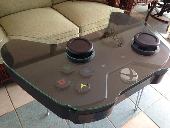 Xbox One Controller-Tisch