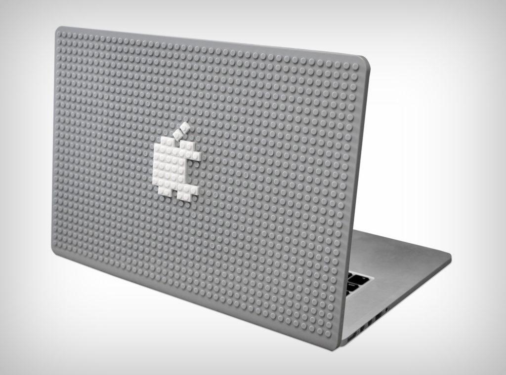 Brik Book: LEGO-kompatibles Case für das Apple MacBook (Pro)