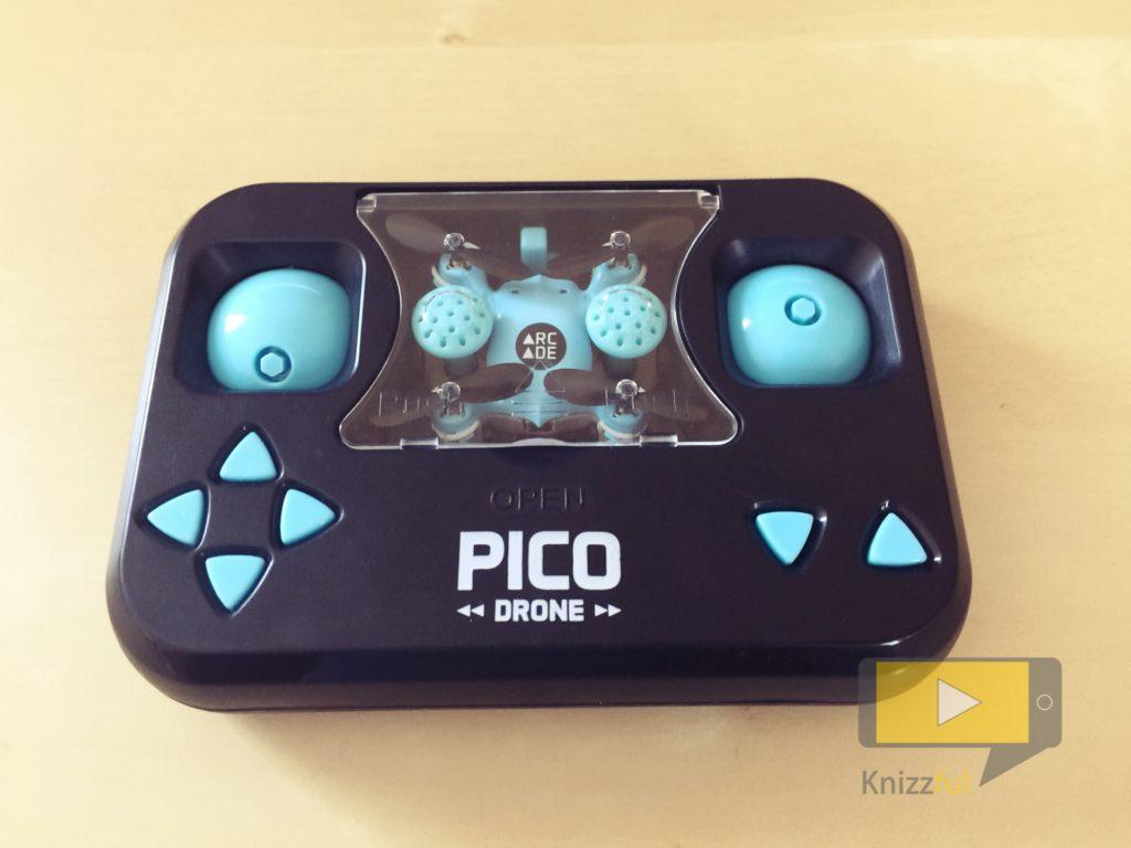 Testbericht: Pico Drohne von RC DE