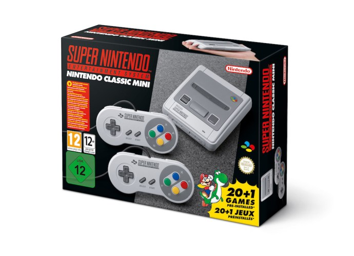 Video: Das sind alle Spiele des Nintendo SNES Classic Mini