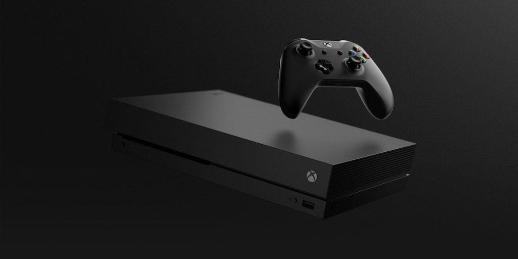 Microsoft Xbox One X - die neue Xbox One