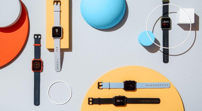 Amazfit Bip: Huami (Xiaomi) mit neuer Fitness-Smartwatch