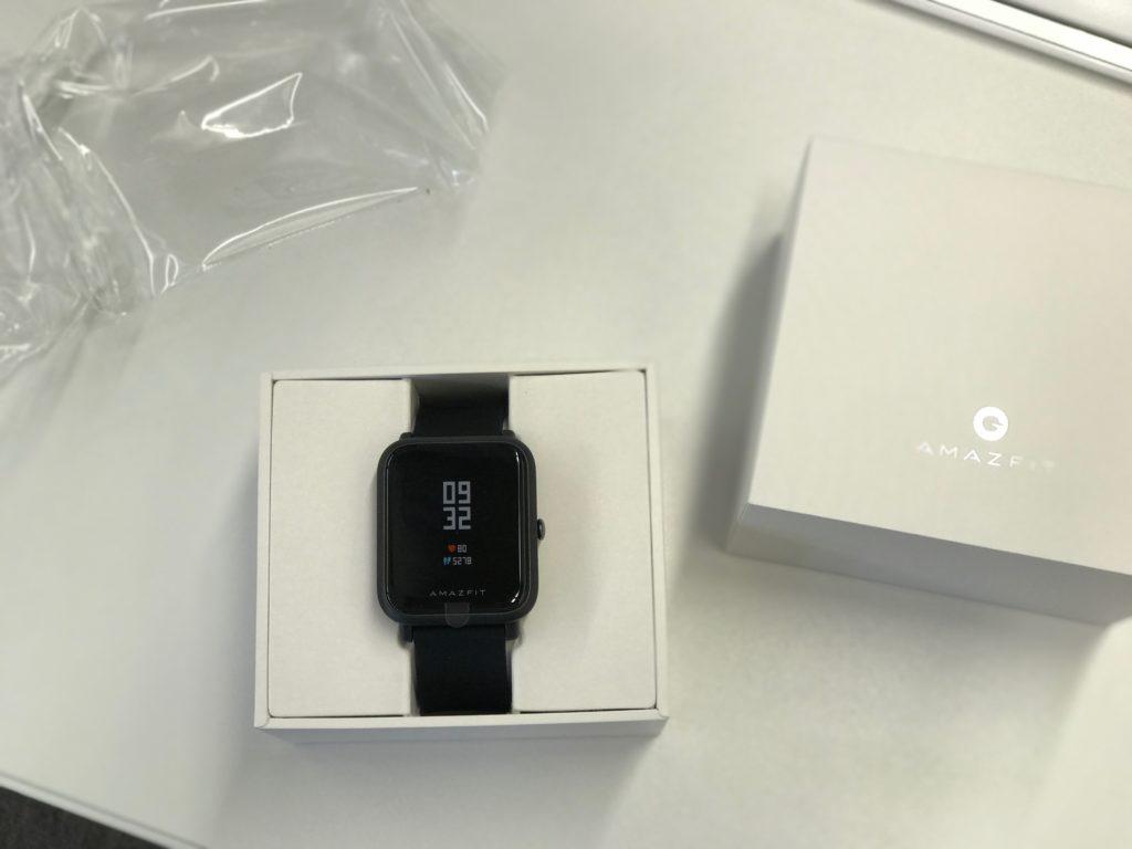 Amazfit Bip Fitness Smartwatch von Huami / Xiaomi