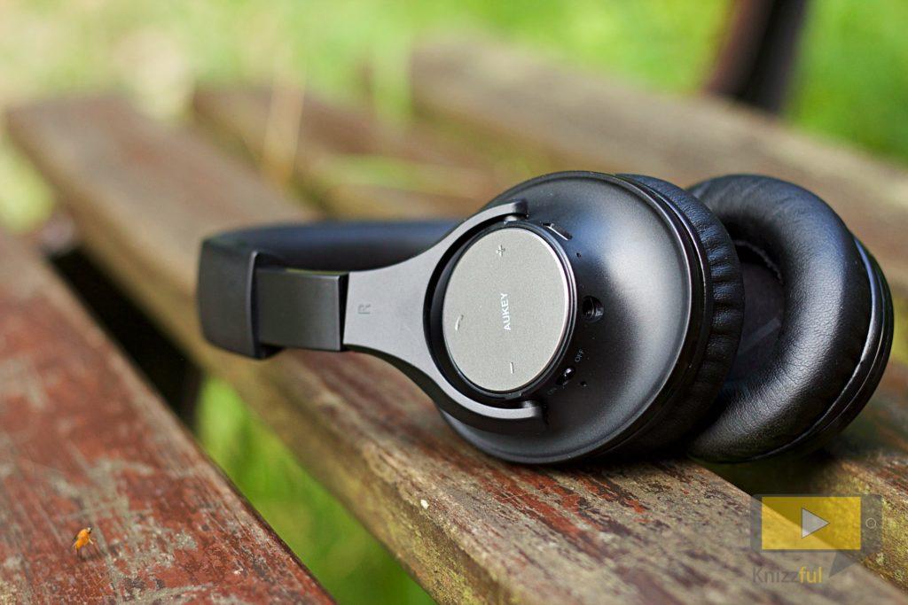 Aukey Bluetooth Over-Ear-Kopfhörer - EP-B25