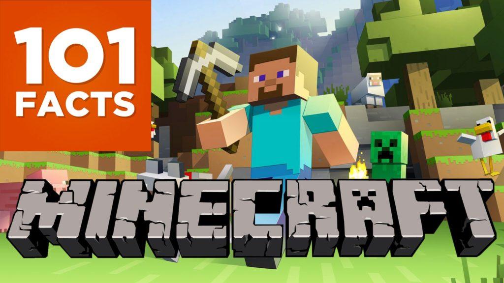 Video: 101 Fakten über Minecraft