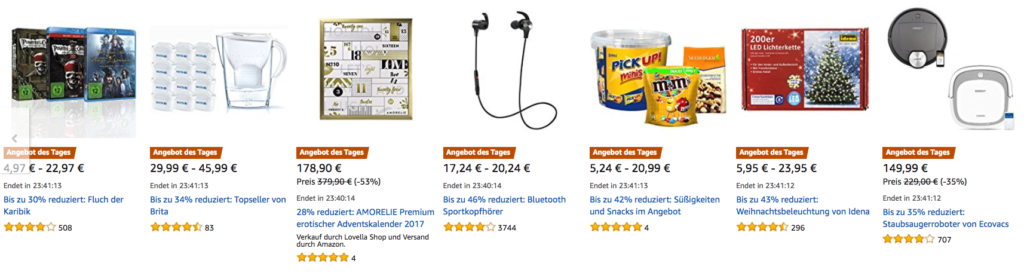 CYBER ANGEBOTE AMAZON