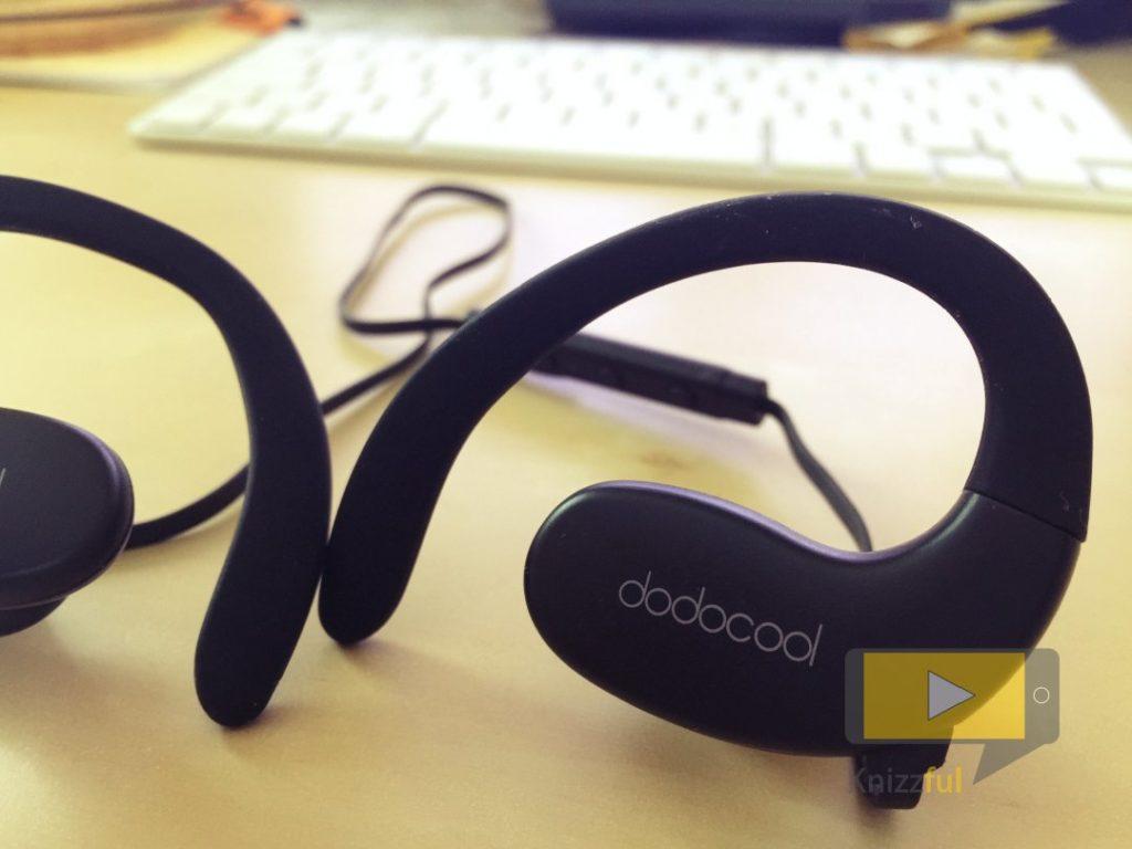 testbericht dodocool in ear sport kopfh rer. Black Bedroom Furniture Sets. Home Design Ideas