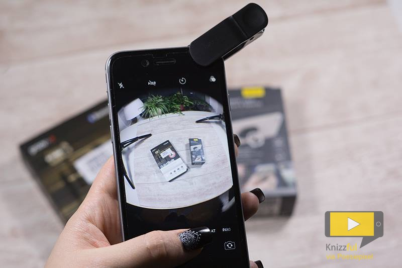Testbericht: Olixar Smartphone Foto Set