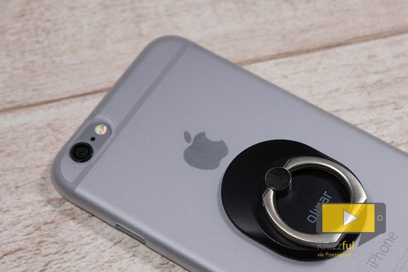 Testbericht: Olixar Smart Loop – Universeller Smartphone Halter