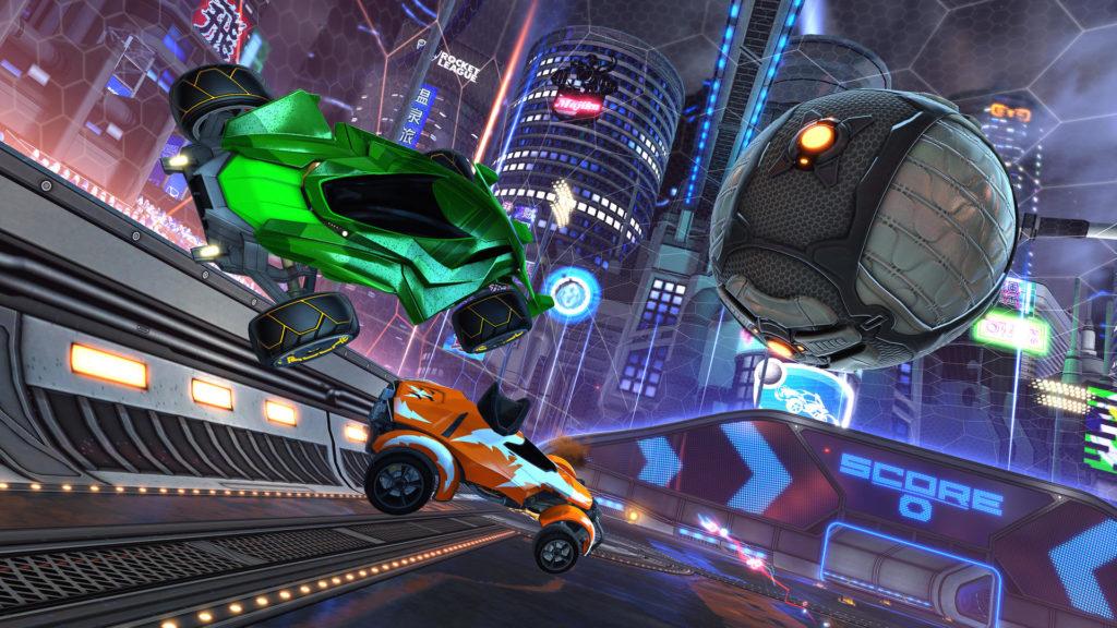 Rocket League jetzt auch auf der Nintendo Switch - Testbericht / Review