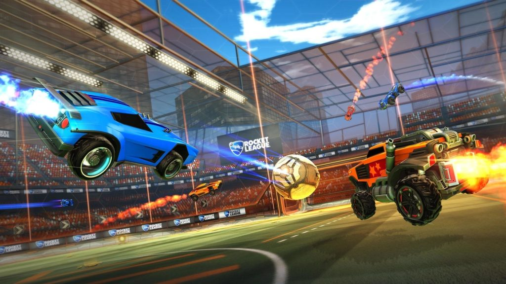 Testbericht: Rocket League | Nintendo Switch