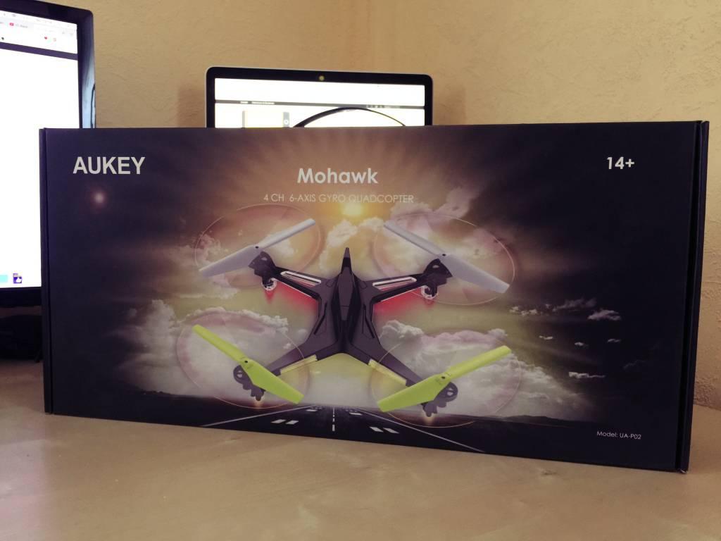 Verlosung: AUKEY Mohawk Quadrocopter