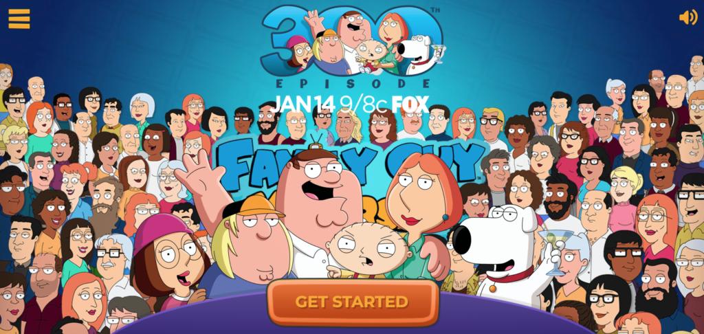 Family Guy: Erstelle deinen eigenen Avatar