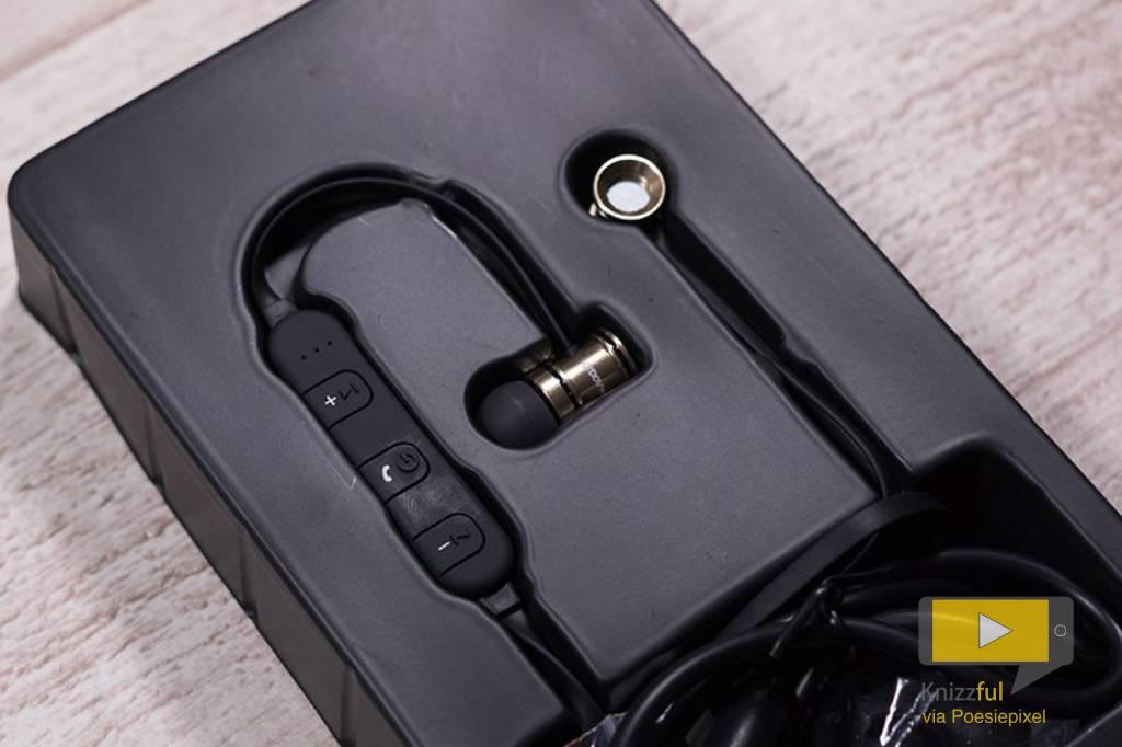 Testbericht: Groove-e Bullet Kopfhörer