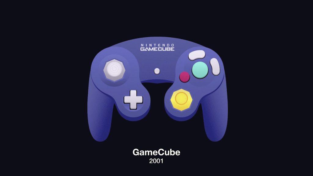 Geschichte der Gamingcontroller - GameCube Controller