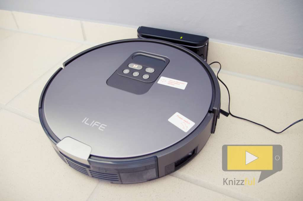ILIFE V80 Ladestation
