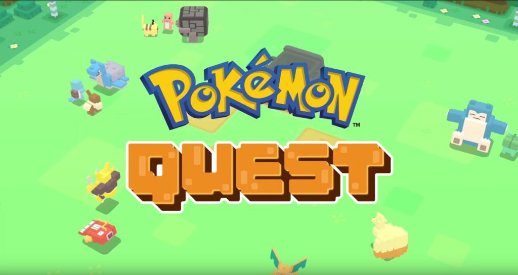 Pokémon Quest: Ab sofort für Android und iOS erhältlich